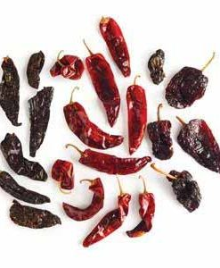Dried Chiles & Peppers
